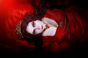 Red Queen by alberti
