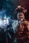 Wild Hunt General Caranthir - The Witcher cosplay
