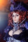 Warhammer 40 000 - Imperial Noblewoman cosplay