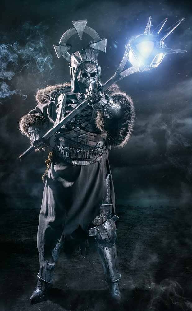 The Witcher Wild Hunt cosplay - General Caranthir by alberti