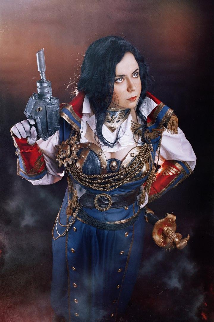 SKITARII RANGER WARHAMMER 40K cosplay | Cosplay, Warhammer, Warhammer 40k