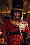 Vostroyan Firstborn: Warhammer 40000 cosplay