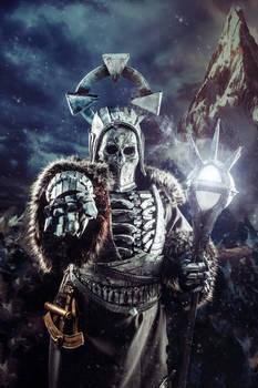 The Witcher Wild Hunt cosplay - General Caranthir