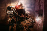 Warhammer 40.000 Cosplay - Sister of Battle