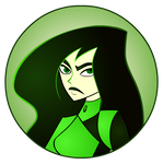 Shego swimsuit by chacha125 on DeviantArt