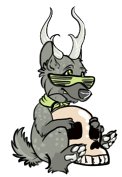 Wolfhome Pose - WoofLord by ToonTard