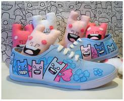 CK Shoes by creaturekebab
