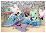 Custom CK Shoes