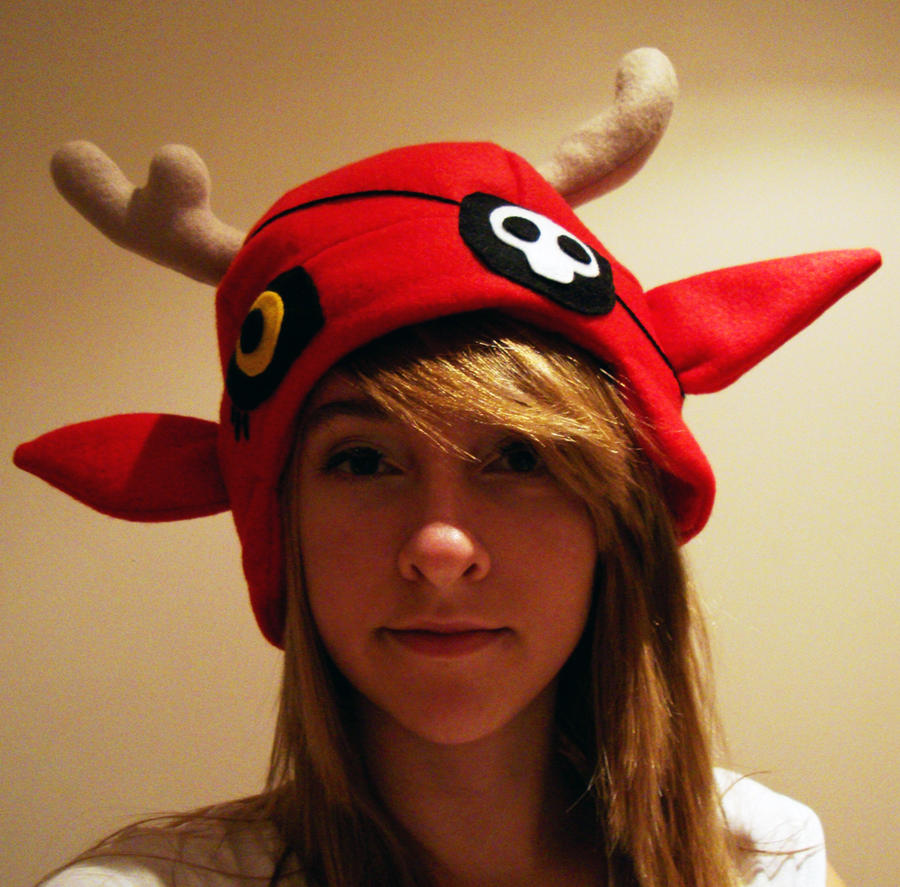 Chilli Pepper Hat by creaturekebab