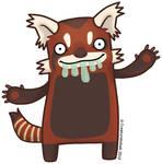 Smazz the Red Panda