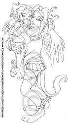 Feather Hugs
