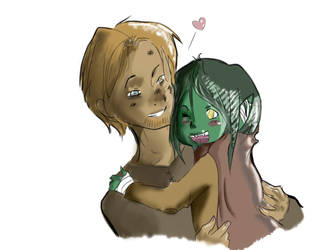 Nott and Caleb