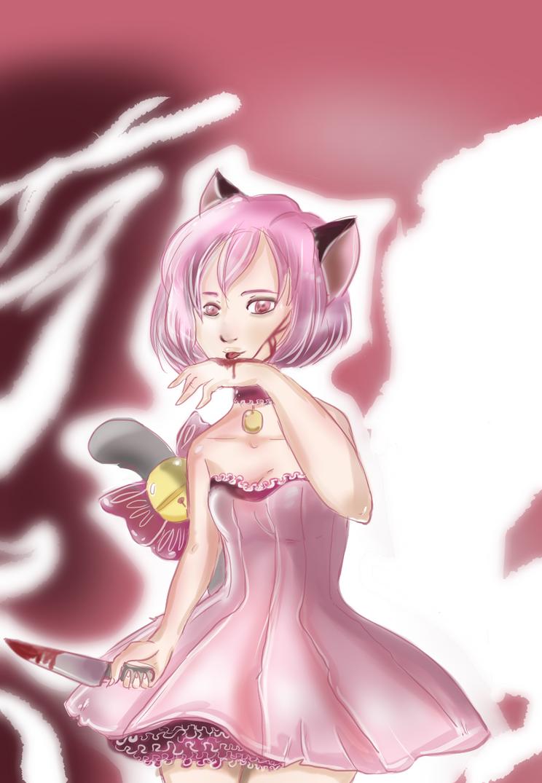 Ichigo Killer by Noodlecuppie