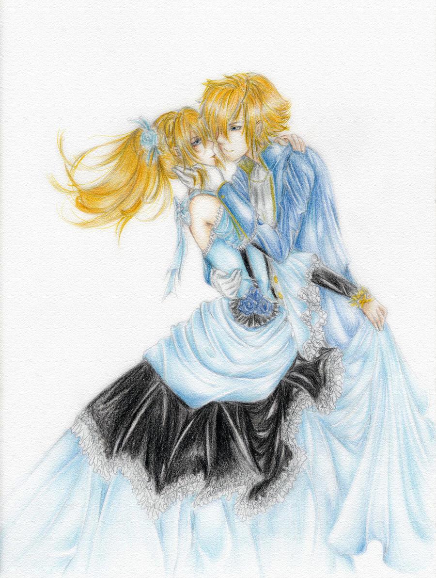 PPG Evil Saga: Blue Kingdom by Thescarletsail