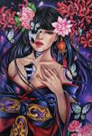Izanami by LadySkarlett