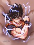 Goku Por Legadovisual
