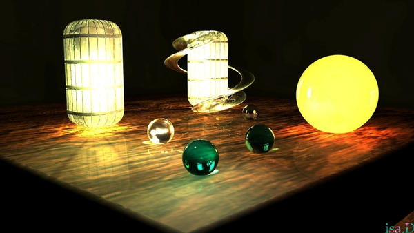 lamps... by iytj