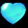 Heartblue-very -small.. by iytj