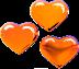 Bryce Hearts 7smallorange.. by iytj