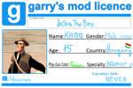 Karr Garry's Mod Lience