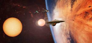 Star Trek Wars mashup