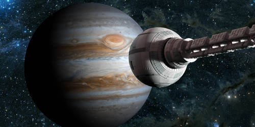 Discovery in Jupiter space