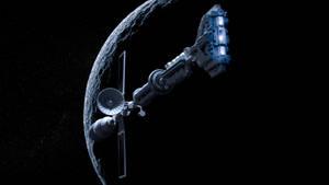 The interplanetary vessel Reeve