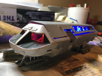 2001 moonbus model in progress by Robby-Robert