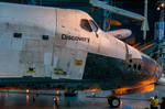 Shuttle Discovery by Robby-Robert