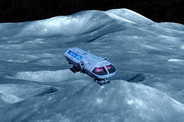 Moonbus excursion to TMA-1