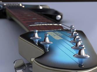 John Petrucci's guitar - Test by ToastMan85