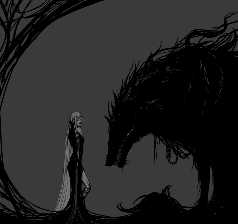 The Void By Banished-shadow On DeviantArt