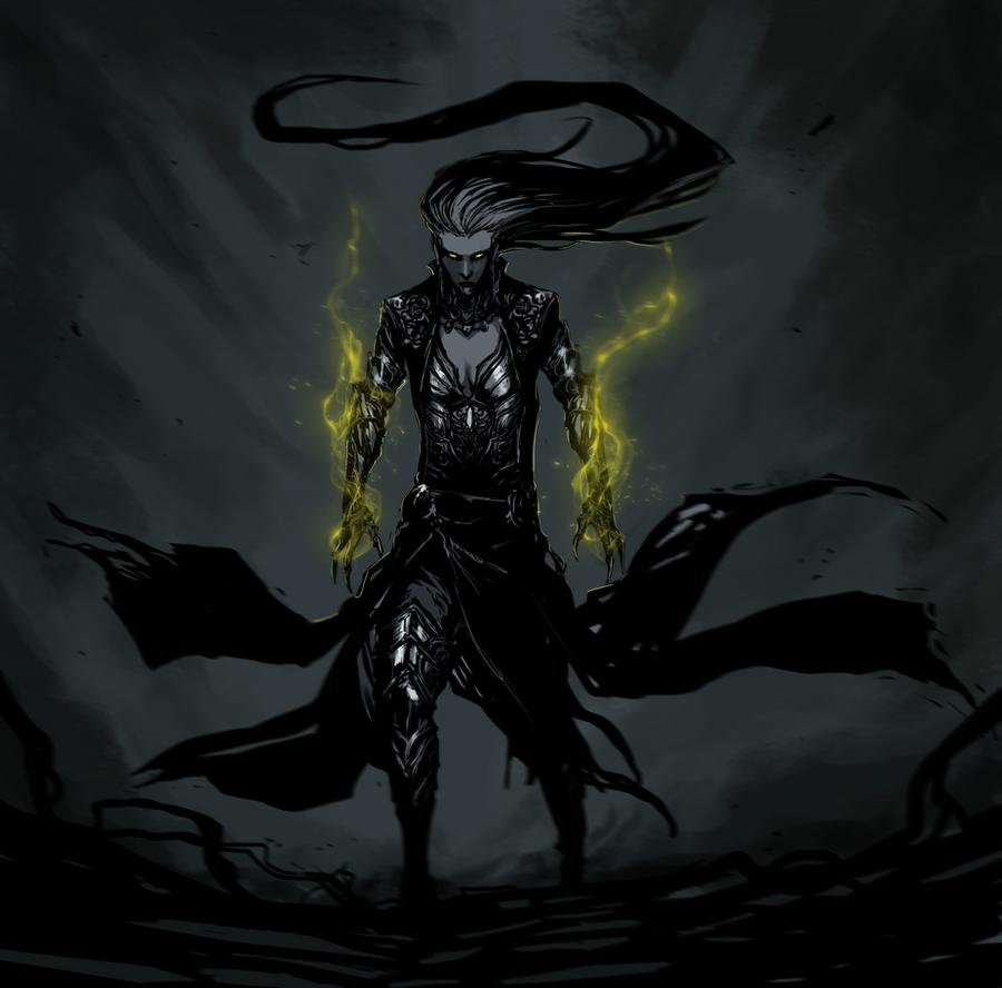 vampire ruler by banishedshadow on deviantart