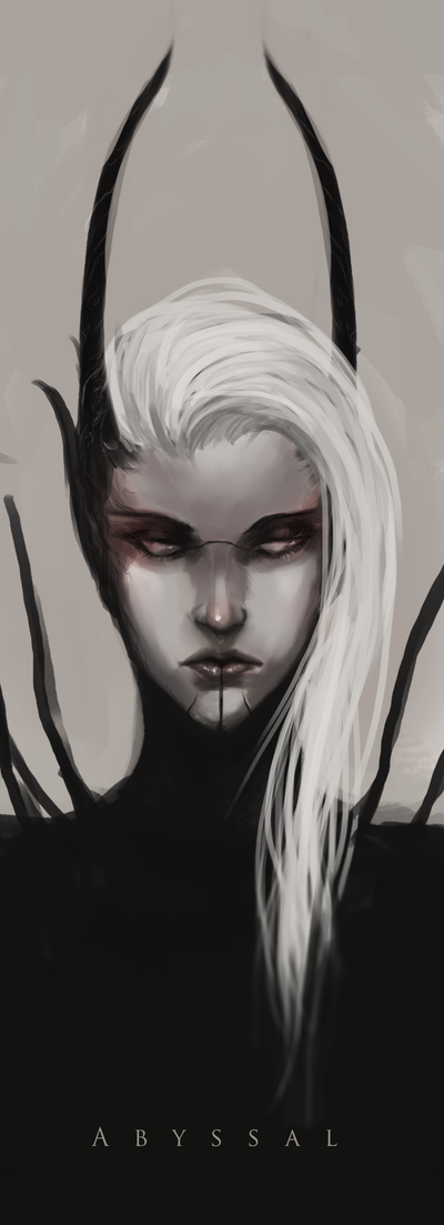 Abyssal by Banished-shadow on DeviantArt