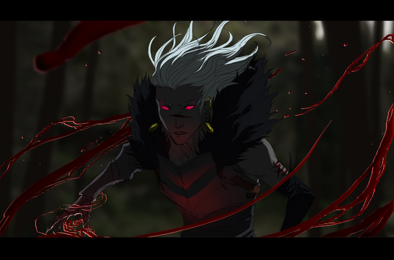 Calling all Kumo! Hawke_by_banished_shadow-d7zygor