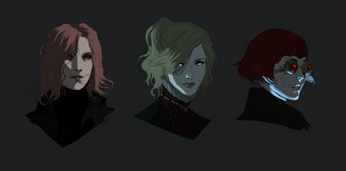 Bloodborne Hunters