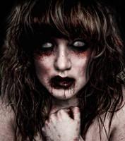 Zombie girl by Swebliss