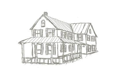 New England house design