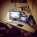 My workstation