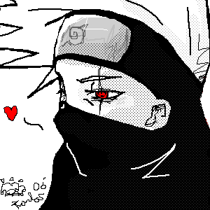 + Kakashi + by Lady-Tarla