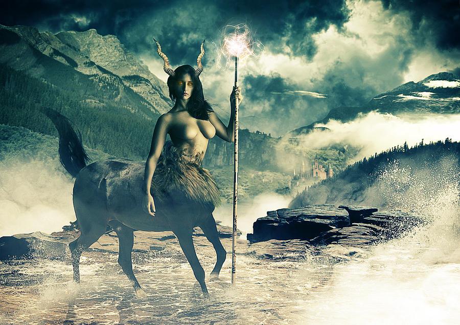 Centaur by Hocspy