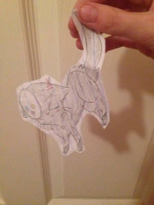 Alex Paper child by WonderHooves