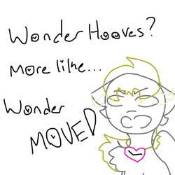 hi, my name is WonderMOVED