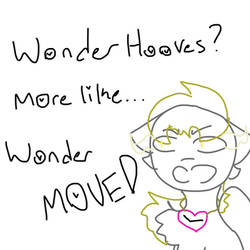 hi, my name is WonderMOVED