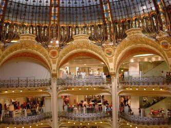 Galeries La Fayette by ShiWave
