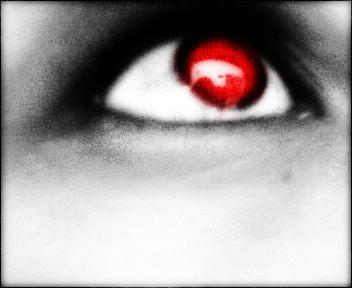 Red eye.... by Vghn
