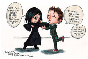 10 meets Snape