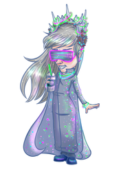 Disco Thranduil by ParallelPenguins