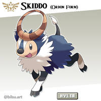 Skiddo (Ordon Form) [Ordon Goat]