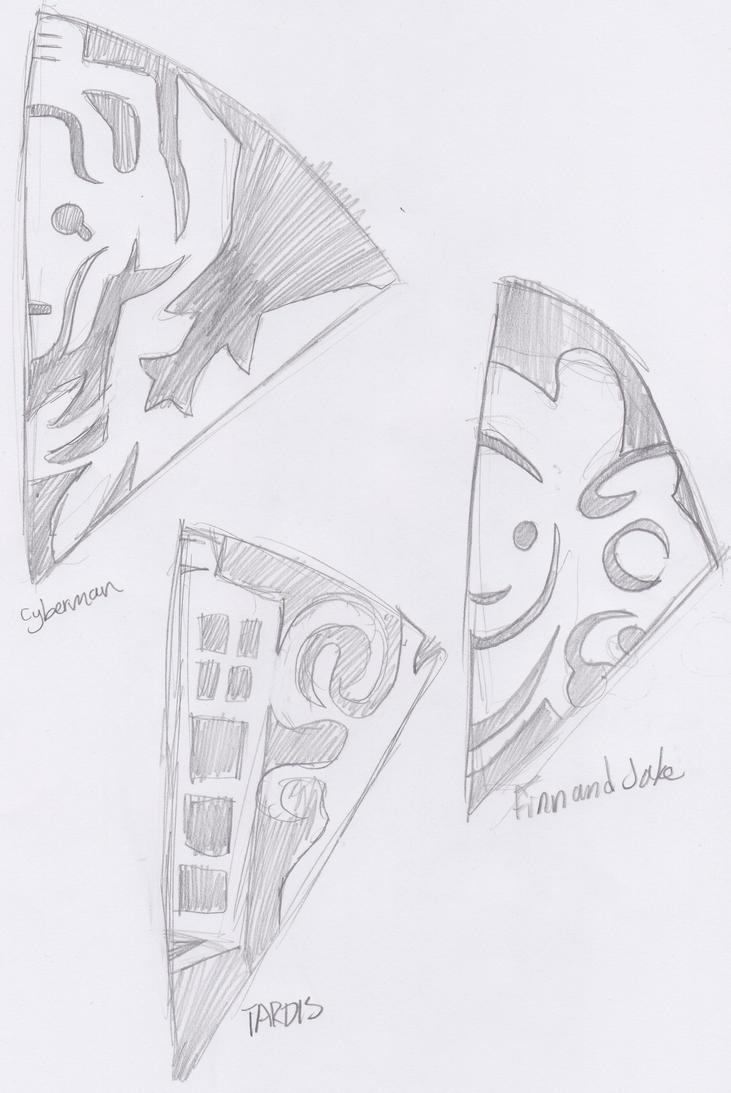Paper Snowflake Patterns by OptimisticPessimist7 on DeviantArt